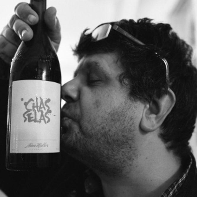 Beckustator liebt Wein, vor allem Chasselas