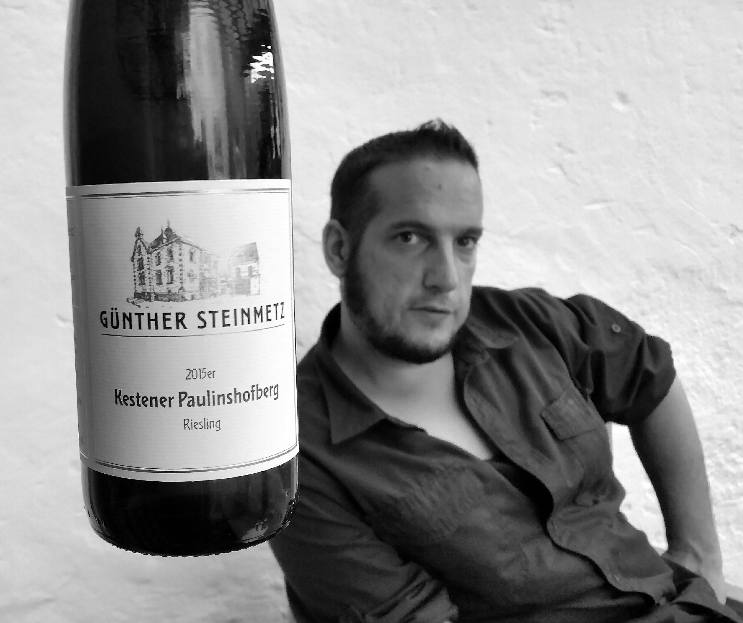 Weingut Günther Steinmetz 2015