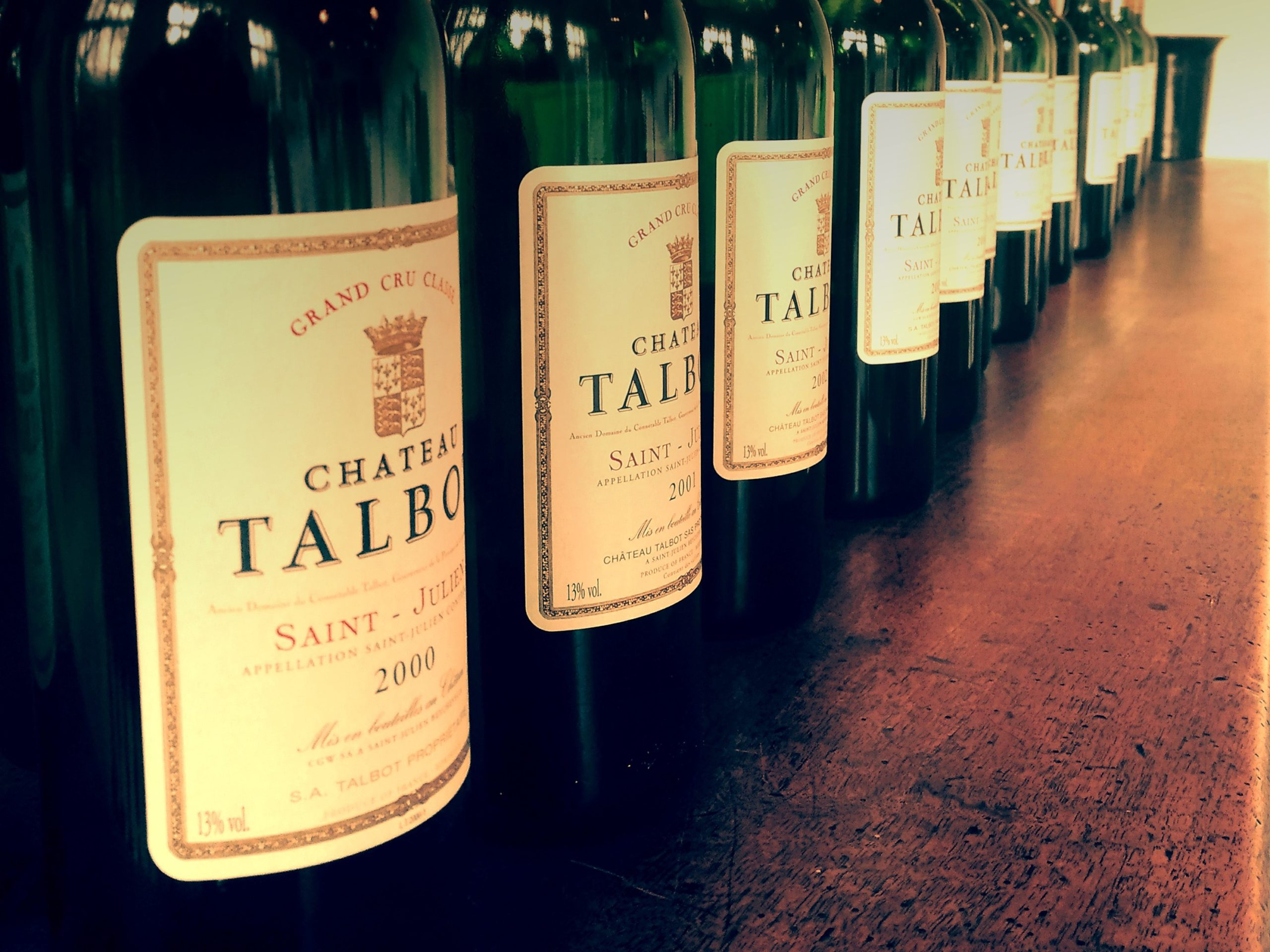 Château Talbot 2000-2015 large