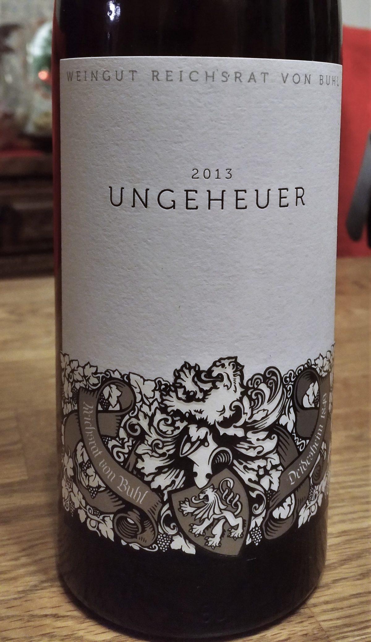 Forster Ungeheuer 2013