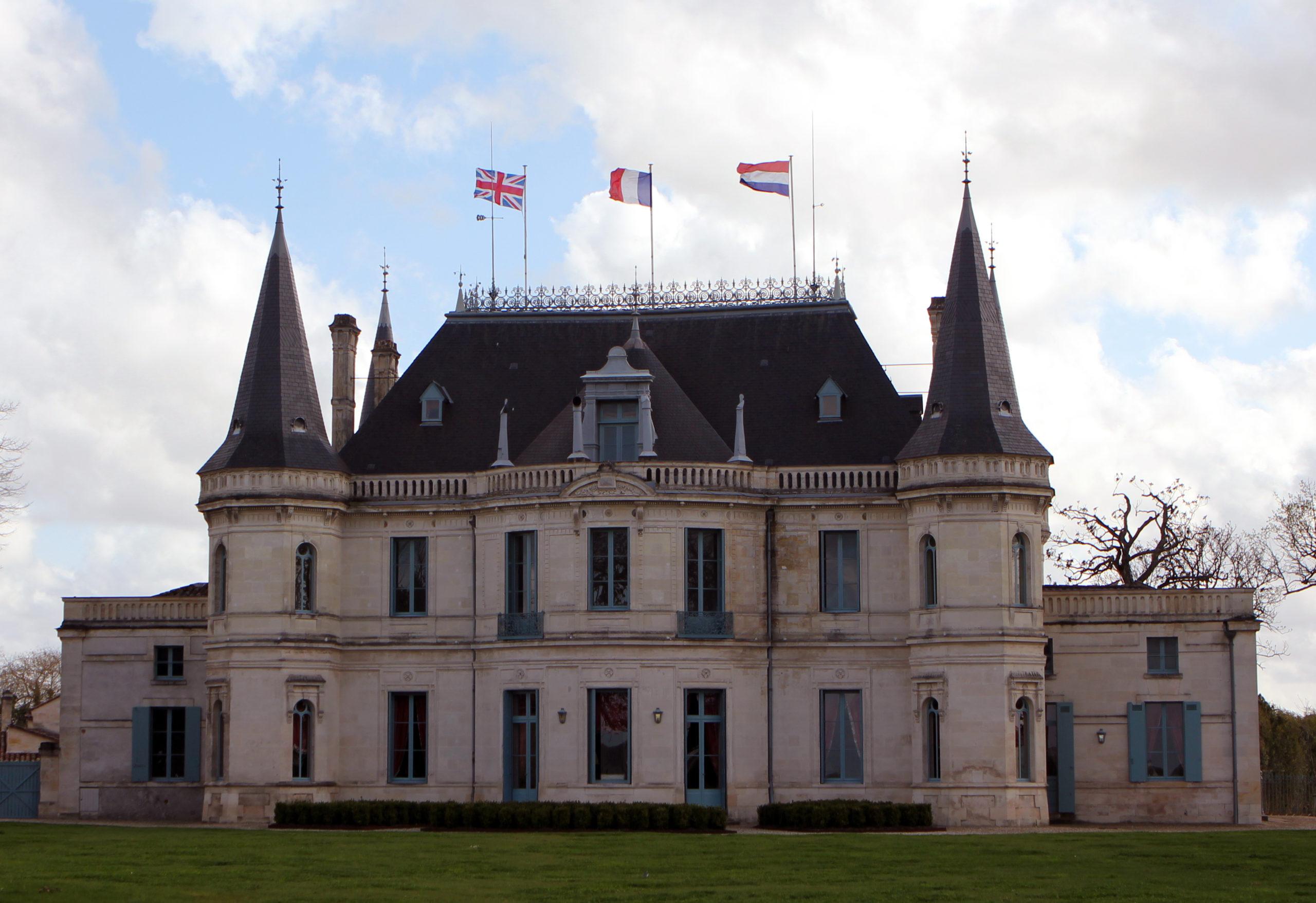 Château Palmer - Bordeaux Weinreise