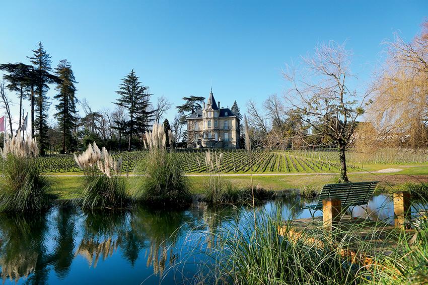 Chateau Les CARMES - VIP Reise nach Bordeaux