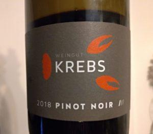 Andreas Krebs - vin suisse
