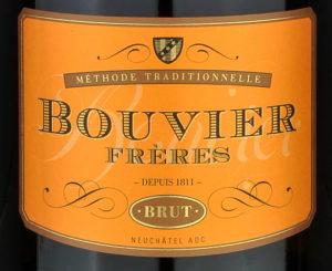 Bouvier Frères - vin suisse mousseux