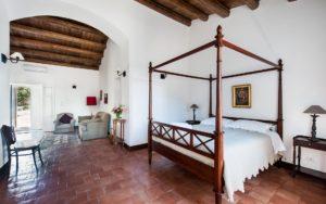Chambre à la Tenuta Regaleali