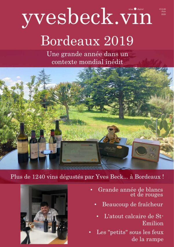 Bordeaux Primeurs 2019