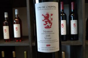 Noirien - vin nature - Cru de l'Hôpital