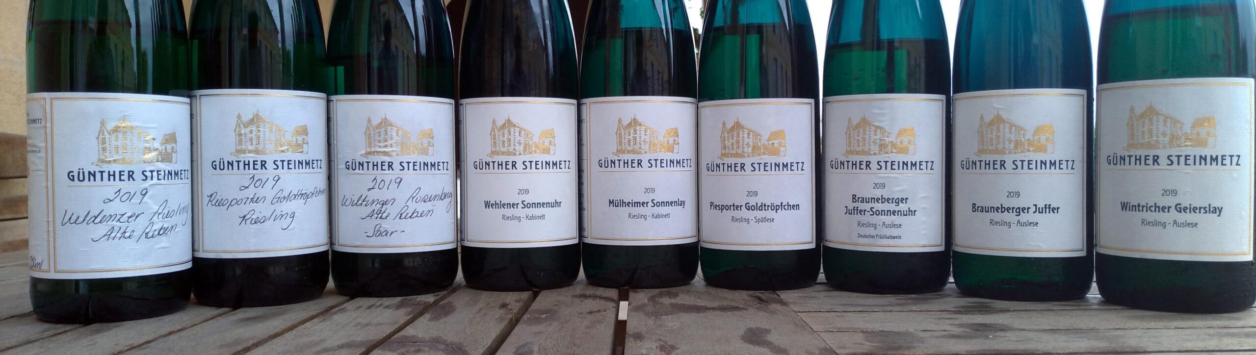 Stefan Steinmetz - 2019er Kollektion