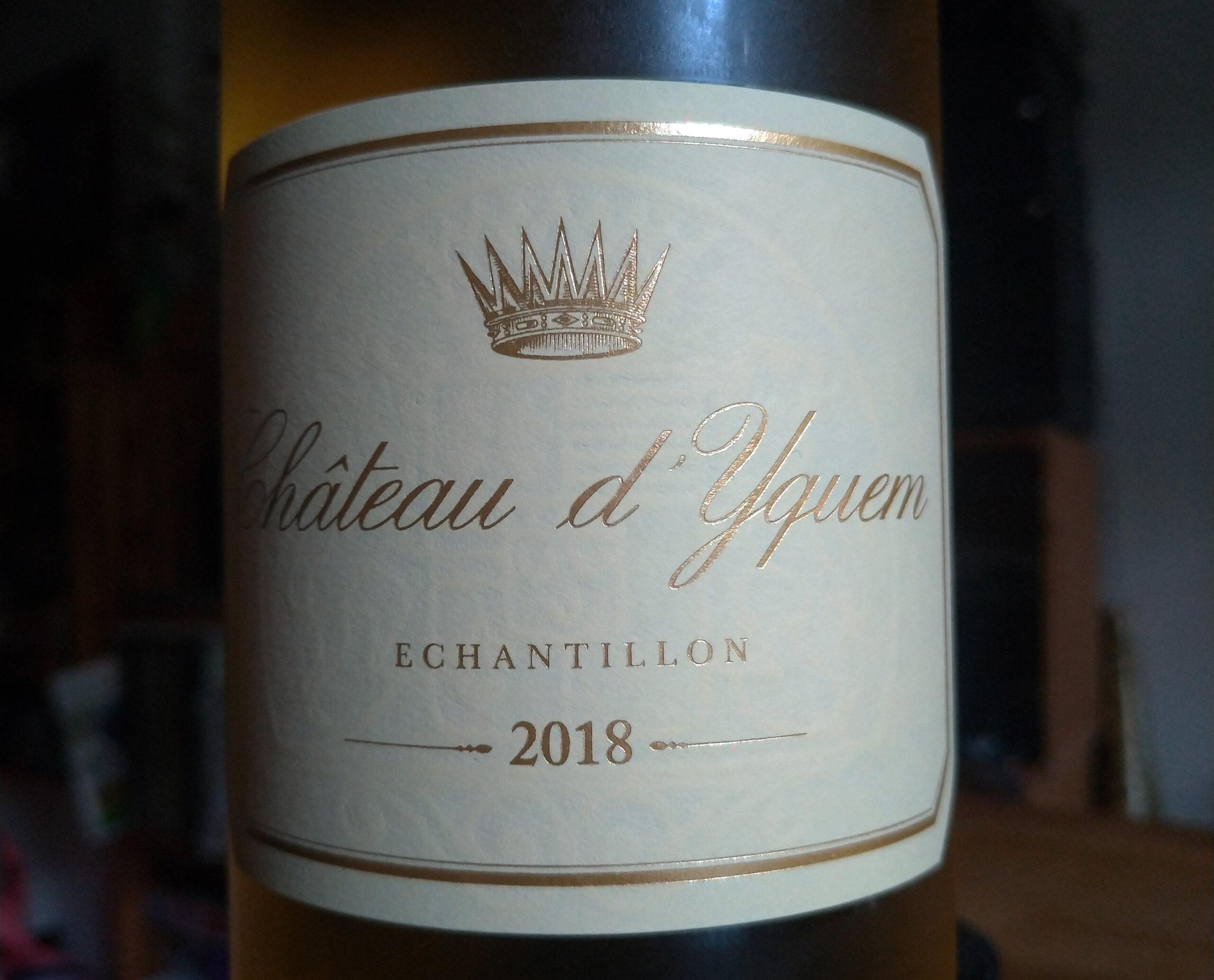 Yquem 2018 - yvesbeck.wine