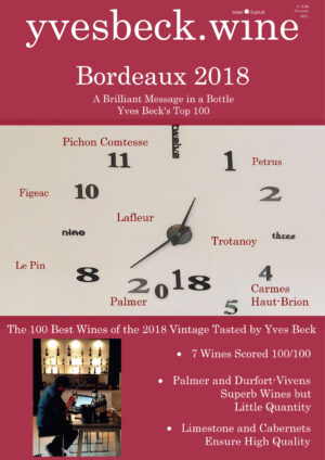 Bordeaux 2018 in the bottle - Cover
